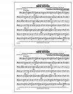 New Divide (from Transformers: Revenge Of The Fallen) - Baritone B.C. (Opt. Tbn. 2) Sheet Music