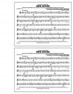 New Divide (from Transformers: Revenge Of The Fallen) - Baritone T.C. Sheet Music