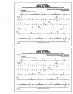 New Divide (from Transformers: Revenge Of The Fallen) - Cymbals Sheet Music