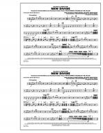 New Divide (from Transformers: Revenge Of The Fallen) - Multiple Bass Drums Sheet Music