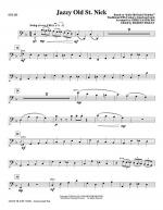 Jazzy Old St. Nick - Cello Sheet Music