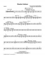 Mambo Italiano - Drums Sheet Music