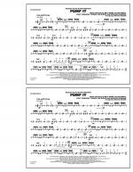 Pump It - Snare Drum Sheet Music