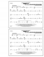 Pump It - Cymbals Sheet Music