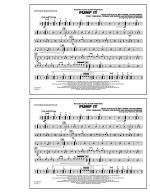 Pump It - Multiple Bass Drums Sheet Music