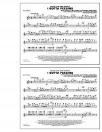I Gotta Feeling - Flute/Piccolo Sheet Music