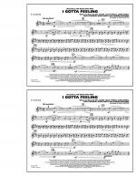 I Gotta Feeling - Eb Alto Sax Sheet Music
