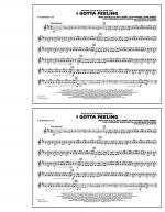 I Gotta Feeling - Eb Baritone Sax Sheet Music