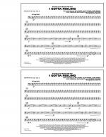I Gotta Feeling - Baritone B.C. (Opt. Tbn. 2) Sheet Music