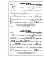 I Gotta Feeling - Snare Drum Sheet Music