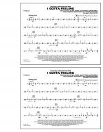 I Gotta Feeling - Cymbals Sheet Music