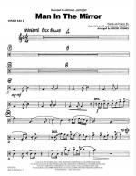 Man In The Mirror - Tenor Sax 2 Sheet Music