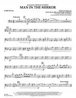 Man In The Mirror - Baritone B.C. Sheet Music