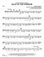 Man In The Mirror - Tuba Sheet Music