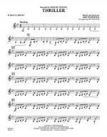 Thriller - Bb Bass Clarinet Sheet Music