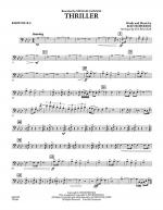 Thriller - Baritone B.C. Sheet Music