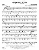 Eye Of The Tiger - Pt.5 - Bb Bass Clarinet Sheet Music