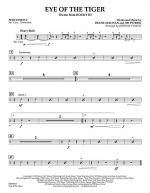 Eye Of The Tiger - Percussion 2 Sheet Music