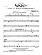 In The Heights (Choral Medley) - Trumpet 1 Sheet Music