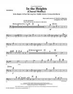 In The Heights (Choral Medley) - Trombone Sheet Music