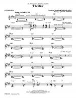 Thriller - Synthesizer Sheet Music