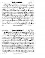 March America - Eb Alto Saxophone Sheet Music