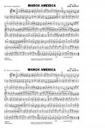 March America - Bb Tenor Saxophone Sheet Music