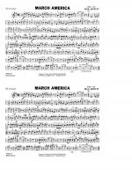 March America - Eb Cornet Sheet Music