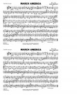 March America - 2nd Bb Cornet Sheet Music