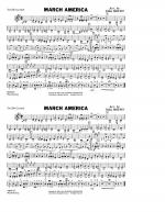 March America - 3rd Bb Cornet Sheet Music
