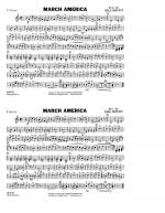 March America - F Horn Sheet Music