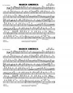 March America - 1st Trombone Sheet Music