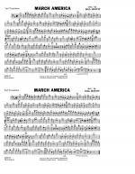 March America - 2nd Trombone Sheet Music