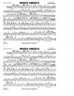 March America - Baritone B.C. Sheet Music