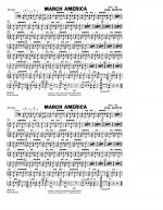 March America - Drums Sheet Music