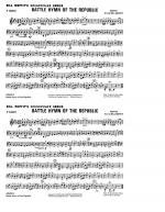 Battle Hymn Of The Republic - F Horn Sheet Music