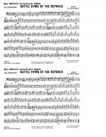 Battle Hymn Of The Republic - 2nd Trombone Sheet Music