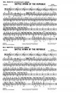 Battle Hymn Of The Republic - Drums Sheet Music
