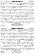 God Bless America - Bb Bass Clarinet Sheet Music