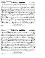 God Bless America - 3rd Bb Cornet Sheet Music