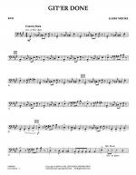 Git'er Done - String Bass Sheet Music