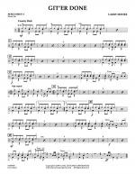 Git'er Done - Percussion 1 Sheet Music