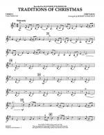 Traditions of Christmas - Violin 3 (Viola Treble Clef) Sheet Music