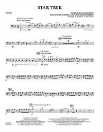 Star Trek - Cello Sheet Music