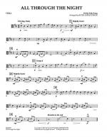 All Through The Night - Viola Sheet Music