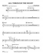 All Through The Night - Percussion 1 Sheet Music