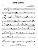 Lean On Me - Cello Sheet Music