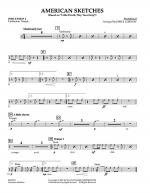 American Sketches - Percussion 2 Sheet Music