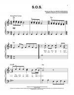 S.O.S. Sheet Music