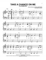 Take A Chance On Me Sheet Music